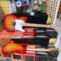 GITAR FENDER TELECASTER CUSTOM NEW