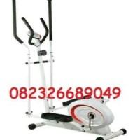082326689049/Sepeda Statis Elliptical Bike tl-8508/alat olahraga