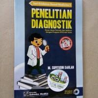 Original | Buku PENELITIAN DIAGNOSTIK | Teori & Aplikasi SPSS & Stata