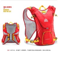 AONIJIE Sahara e902 8L - HYDRATION BACKPACK - TAS LARI - ORANGE RED