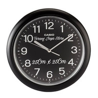 Jam Dinding Casio IQ-59 Wall Clock Casio IQ 59 Original 100% (HS)