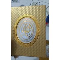 Cetak Buku Yasin Hardcover RCP 128 Hal + Pita + Plastik
