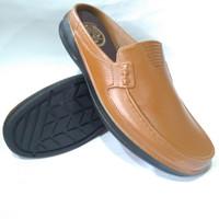Sepatu Sandal Karet Formal Pria Kerja dan Santai Merk It