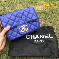 supplier tas wanita branded murah import fashion CHAN*EL CLASSIC BABY