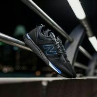 Sepatu new Balance lifestyle kacamata sporty 247 CLASSIC BLACK - MRL