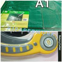 paket cutting mat A1 SDI+ rotary cutter
