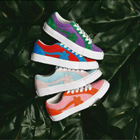 CONVERSE ONE STAR x GOLF LE FLEUR ORIGINAL
