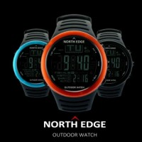 Jam Tangan Outdoor North Edge not Suunto Garmin