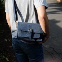 Basic mirrorless bag navy blue