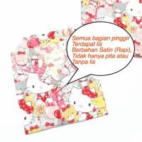Hello Kitty Sleepwear Piyama Baju Tidur Dewasa Wanita