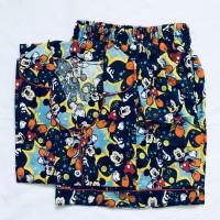 baju tidur piyama dewasa tsum celana pendek 162