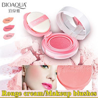 BIOAQUA BLUSH ON CUSHION SMOOTH MUSCLE
