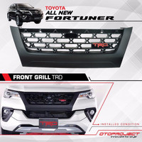 Grill fortuner 2016 2017 2018 trd