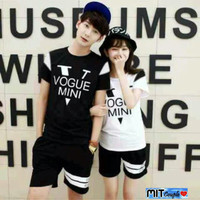 BAJU COUPLE PD VOGUE