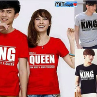 BAJU COUPLE PD ONLY KING