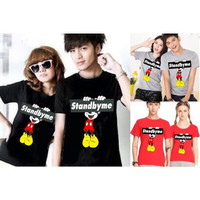 BAJU COUPLE PD SBM MICKEY