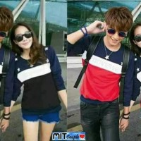 BAJU COUPLE LP CONVERSE STAR