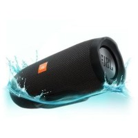 Speaker Bluetooth JBL Charge 3 Waterproof Powerbank OEM Speaker JBL - Hitam