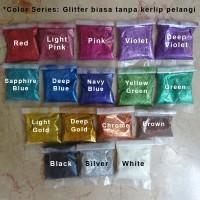 500g Glitter Powder Bubuk Gliter Serbuk Glitter (Slime, Henna, Resin)