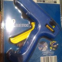 Krisbow Glue Gun Lem Tembak 60 Watt