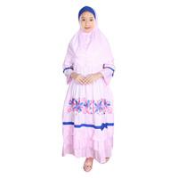 Baju Gamis Warna Anak Fayrany FGW-011 Size 7 - 12