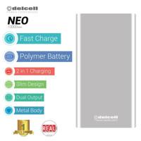 Powerbank Delcell NEO 10000mAh Real Capacity Bergaransi