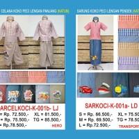 Sarung Celana & Sarung Instan Anak