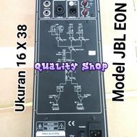 power kit Aktif/mesin aktif model JBL EON bisa buat 2/3 Way 1000 watt