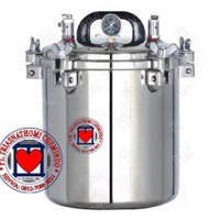 Autoclave Steam Sterilizer Portable 12 Liter electric