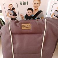 Kiddy Baby Carrier 6in1, Hipseat KD 72-00 Gendongan Bayi