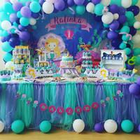 paket dessert table / sweet corner ulang tahun