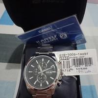 Jam tangan Edifice Casio Sapphire Glass Cronograph ORI seri BFB 500