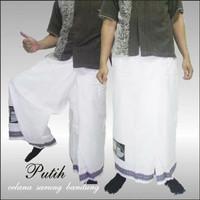 Sarung celana tenun moisino praktis