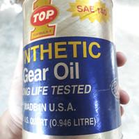 Top 1 Synthetic Gear Oil/ Oli Gardan SAE 140