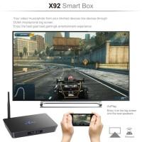 X92 Smart TV Box 4K Android Dual-Band WiFi 2GB 16GB