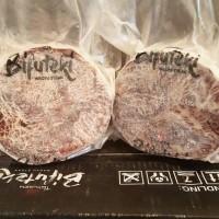 Steak Wagyu ribeye Bifuteki 1KG - 20pax