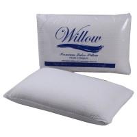 Willow Pillow Standard Jumbo Latex Cover Knitting