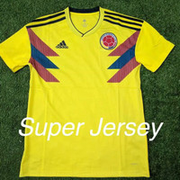 Jersey grade ori colombia home world cup 2018