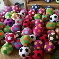 Boneka Bola Piala Dunia Kerincing