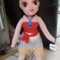 Boneka Anak Perempuan Moana Cantik