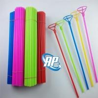 stick balon foil / stik foil / stick Voil / stik balon foil / tongkat