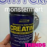 MHP Creatine Pure Micronized 300gr | Powder 60serv