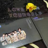 ALBUM BTS LOVE YOURSELF TEAR SEALED TANPA POSTER