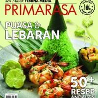 Primarasa 50 Plus Resep Andalan: Puasa dan Lebaran