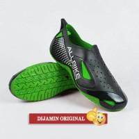 Sepatu Sepeda/Sepatu Motor Boots Bikers - ALLBIKE Original (HIJAU)