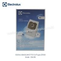 DUST BAG VACUUM CLEANER ELECTROLUX ES51A TYPE Z1550 DM.98