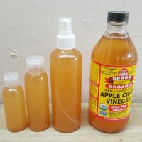 Cuka Apel 100ml Bragg Apple Cider Vinegar Toner Masker Wajah Jerawat