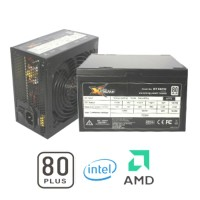 POWER SUPPLY UNIT GAMMING - PSU XTREME 750W 80 Plus / 80+ (KT-SA750)