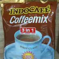 Kopi Indocafe Coffemix 3in1 (isi 100 sachet)