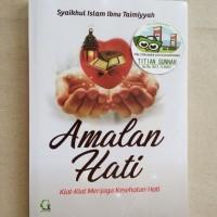 Original | Buku AMALAN HATI | Syaikhul Islam Ibnu Taimiyyah